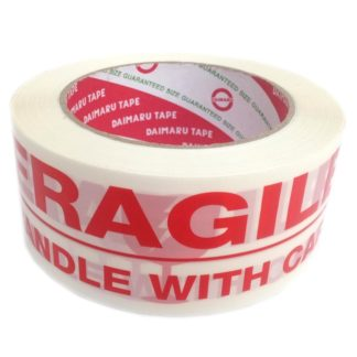 packing tape fragile