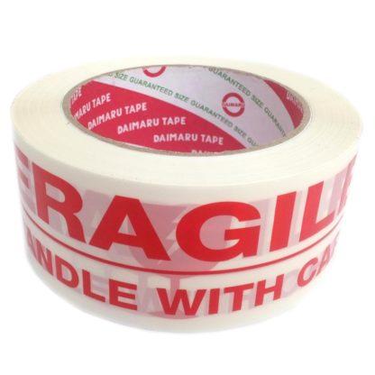 packing tape fragile