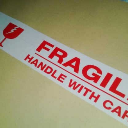 packing tape fragile handle with care